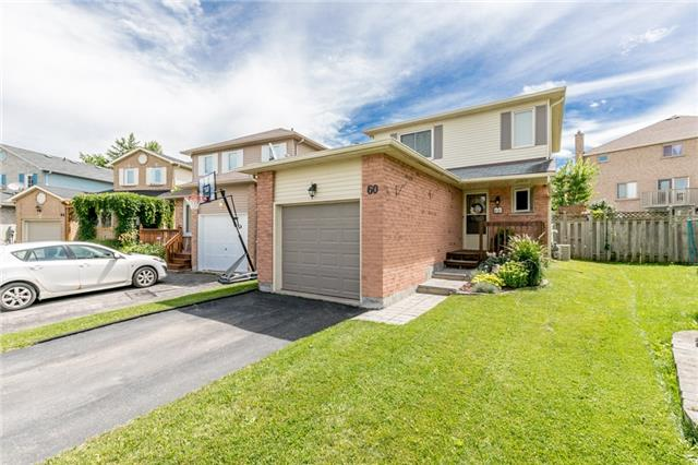 Detached at 60 Hadden Cres, Barrie, Ontario. Image 12