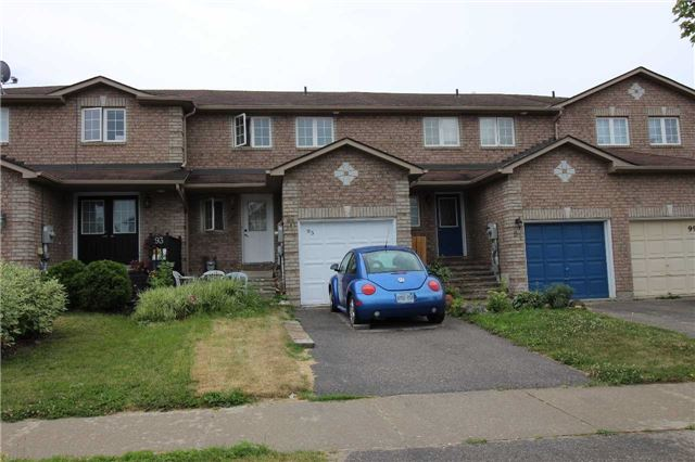 Townhouse at 95 Nathan Cres N, Barrie, Ontario. Image 1