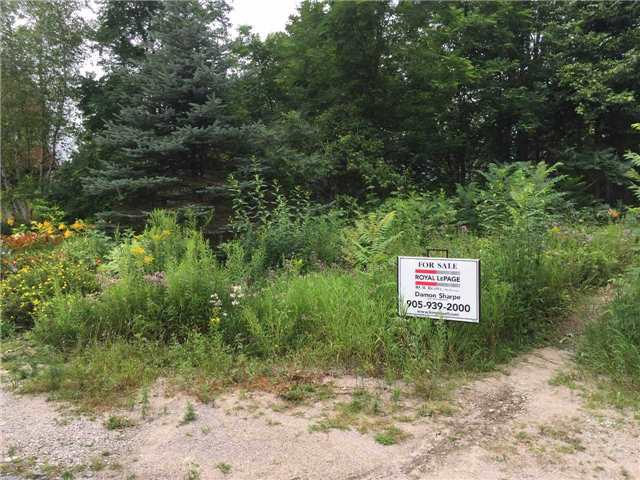 Vacant Land at 11 Pine Point, Oro-Medonte, Ontario. Image 1