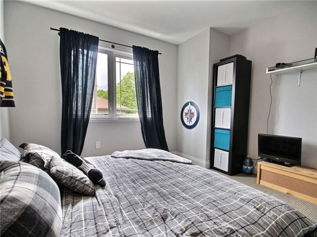 Townhouse at 376 Blake St, Unit 11, Barrie, Ontario. Image 10