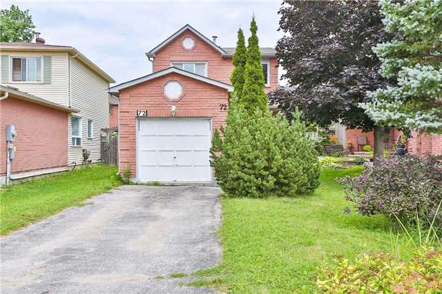 Detached at 72 Hadden Cres, Barrie, Ontario. Image 1