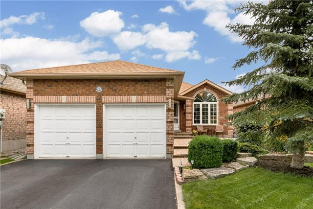 Detached at 126 Brown Wood Dr, Barrie, Ontario. Image 1
