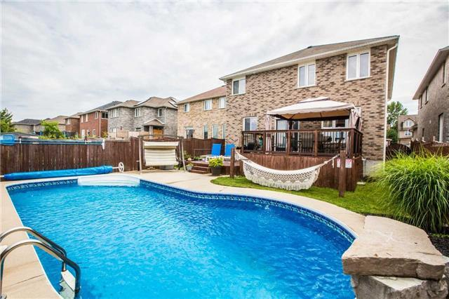 Detached at 20 Auburn Crt, Barrie, Ontario. Image 10