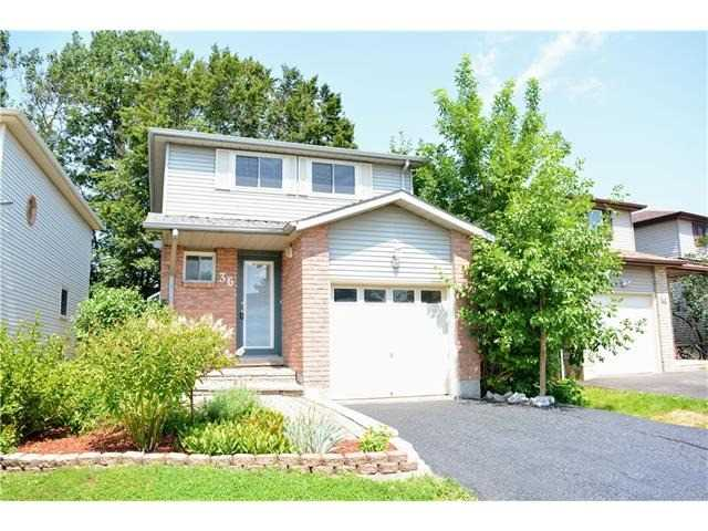 Detached at 36 Argyle Rd, Barrie, Ontario. Image 1