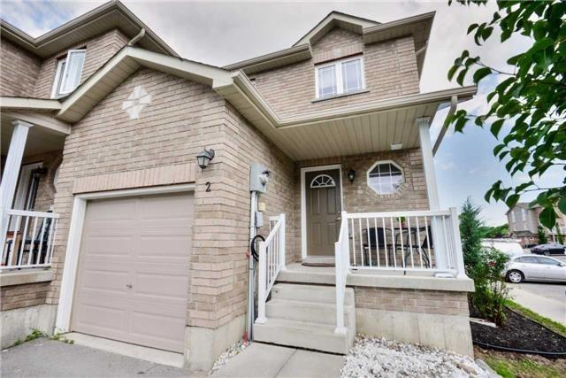 Condo Townhouse at 2 Southwoods Cres, Barrie, Ontario. Image 1