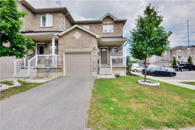 Condo Townhouse at 2 Southwoods Cres, Barrie, Ontario. Image 12