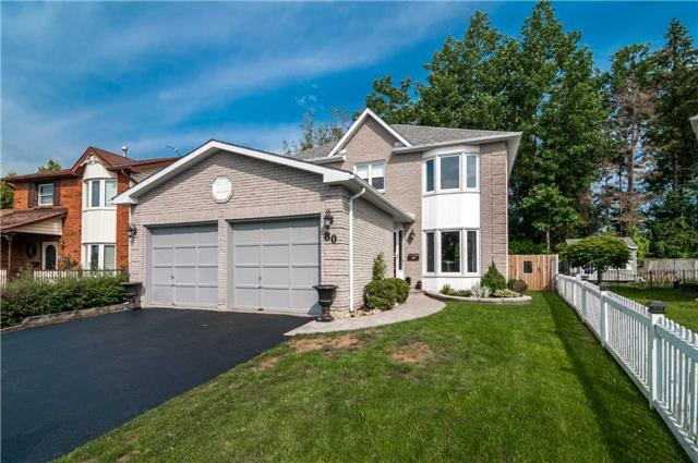 Detached at 80 Shakespeare Cres, Barrie, Ontario. Image 1