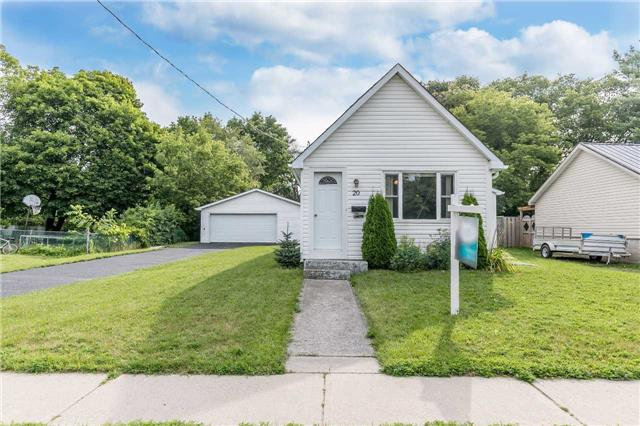 Detached at 20 Alfred St, Barrie, Ontario. Image 1