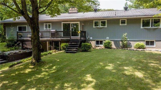 Rural Residence at 2273 S. Sparrow Lake Rd, Severn, Ontario. Image 12
