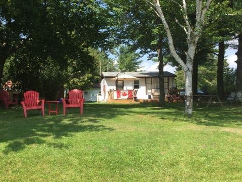 Cottage at B1345 Canal Rd, Ramara, Ontario. Image 2