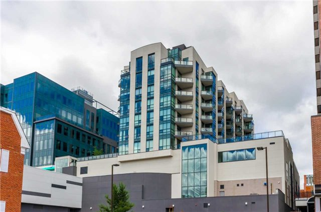 Condo Apartment at 111 Worsley St, Unit 407, Barrie, Ontario. Image 1