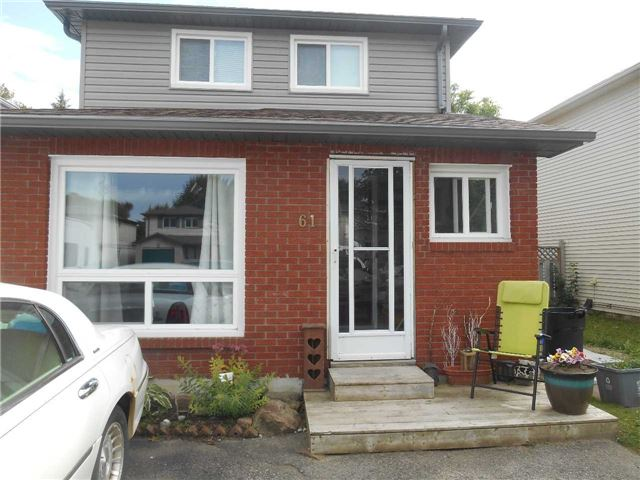 Detached at 61 Corbett Dr, Barrie, Ontario. Image 1