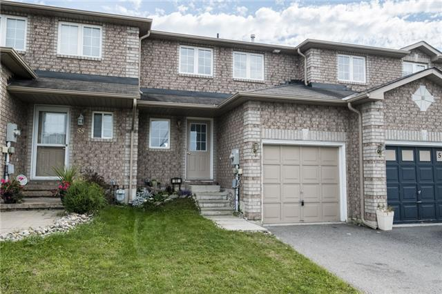Townhouse at 53 Courtney Cres, Barrie, Ontario. Image 1