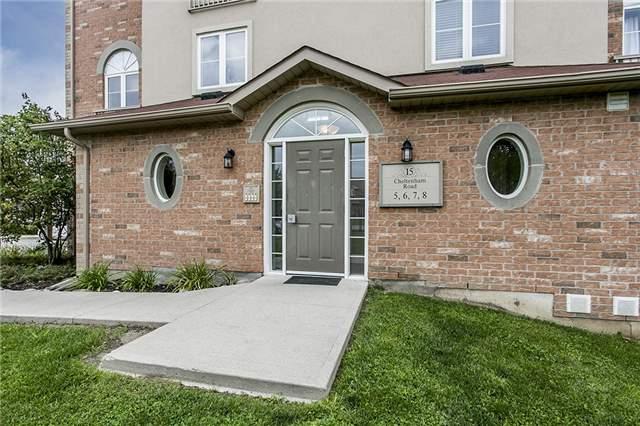 Condo Apartment at 15 Cheltenham Rd, Unit 5, Barrie, Ontario. Image 3