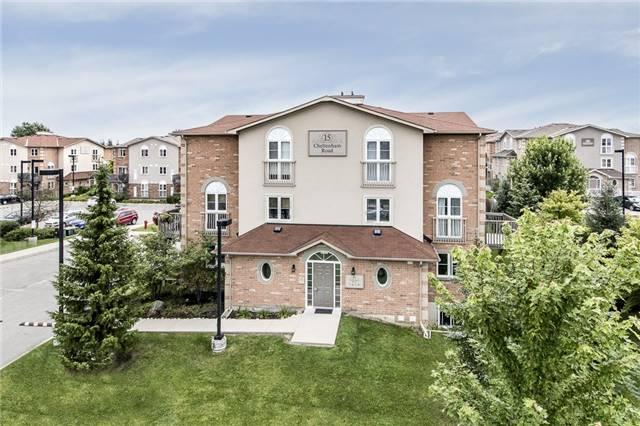 Condo Apartment at 15 Cheltenham Rd, Unit 5, Barrie, Ontario. Image 2