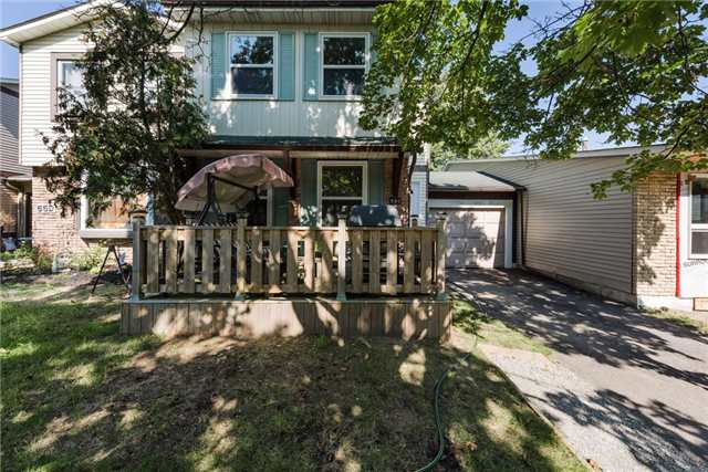 Semi-detached at 55C Chaucer Cres, Barrie, Ontario. Image 5