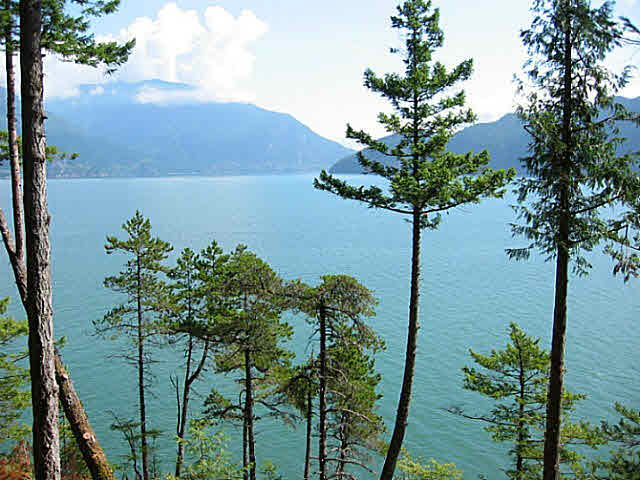 Vacant Land at LOT 47 DOUGLAS BAY GAMBIER ISLAND, Sunshine Coast, British Columbia. Image 2