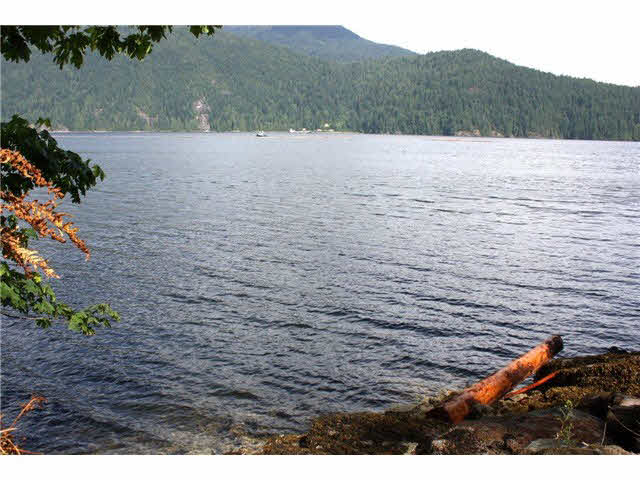 Vacant Land at LOT 7 WITHERBY POINT ROAD, Unit LOT 7, Sunshine Coast, British Columbia. Image 1