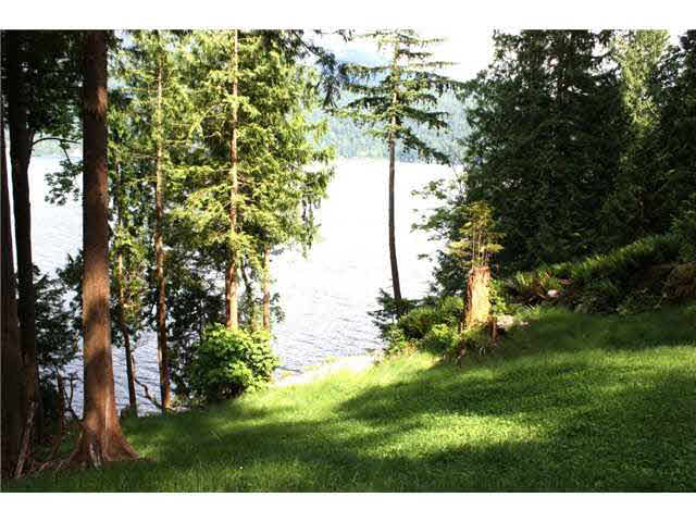 Vacant Land at LOT 7 WITHERBY POINT ROAD, Unit LOT 7, Sunshine Coast, British Columbia. Image 2