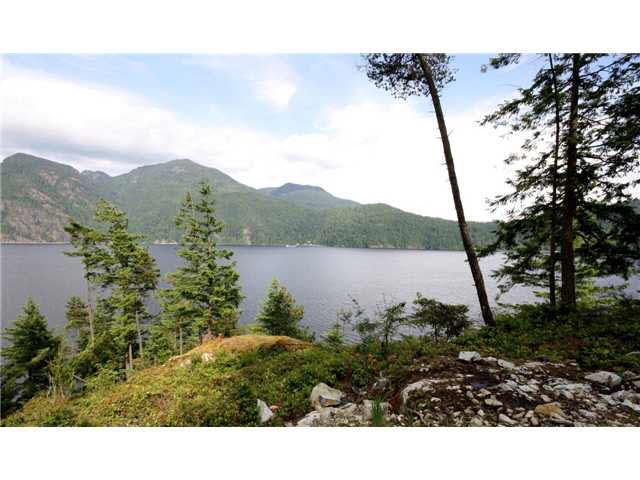 Vacant Land at LOT 8 WITHERBY POINT ROAD, Unit LOT 8, Sunshine Coast, British Columbia. Image 2