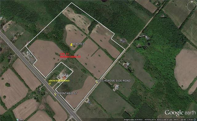 Vacant Land at Lot 21 Hurontario St, Caledon, Ontario. Image 1