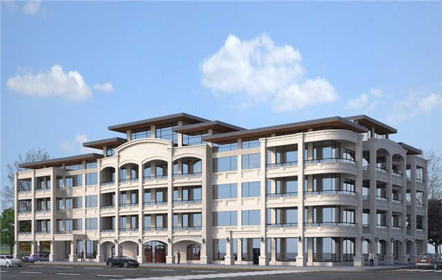 Condo Apartment at 150 Randall St, Unit 309, Oakville, Ontario. Image 1