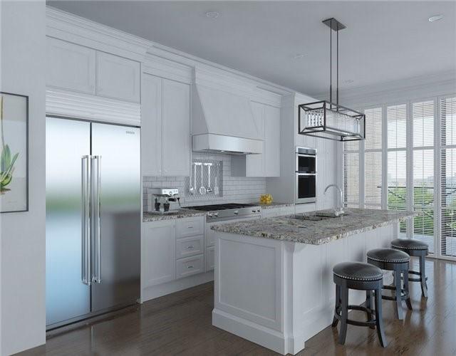 Condo Apartment at 150 Randall St, Unit 309, Oakville, Ontario. Image 4