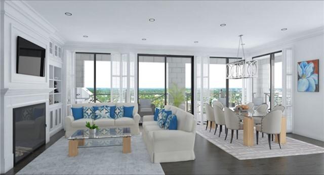 Condo Apartment at 150 Randall St, Unit 309, Oakville, Ontario. Image 5
