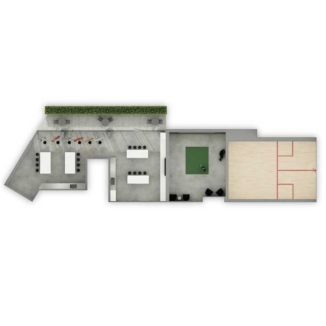 Condo Apartment at 10 Park Lawn Rd, Unit Ph06, Toronto, Ontario. Image 13