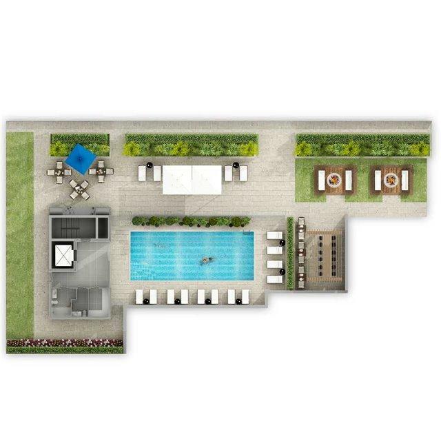 Condo Apartment at 10 Park Lawn Rd, Unit Ph06, Toronto, Ontario. Image 4
