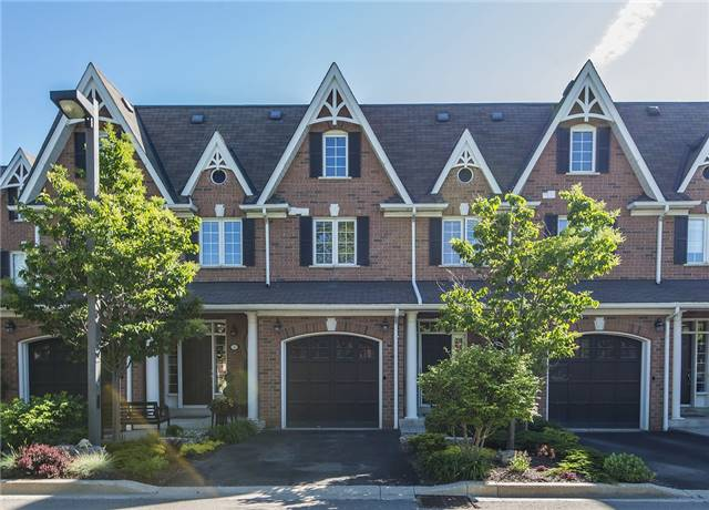 Condo Townhouse at 85 Church St, Unit 4, Mississauga, Ontario. Image 1