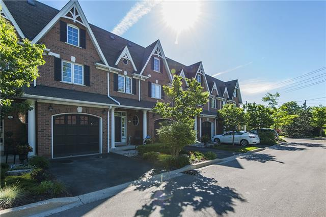 Condo Townhouse at 85 Church St, Unit 4, Mississauga, Ontario. Image 10