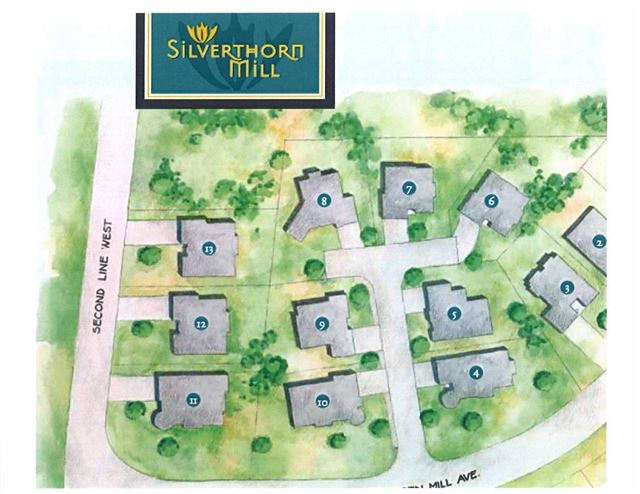 Detached at 6808 Silverthorn Mill Ave, Unit Lot 9, Mississauga, Ontario. Image 1