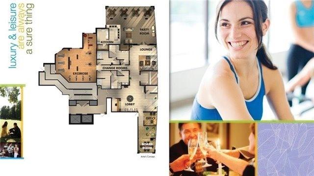 Condo Apartment at 840 Queens Plate Dr, Unit 311, Toronto, Ontario. Image 5