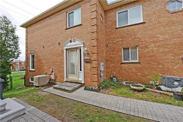 Condo Townhouse at 115 Millstone Dr, Brampton, Ontario. Image 12