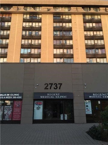 Condo Apartment at 2737 Keele St, Unit 605, Toronto, Ontario. Image 2