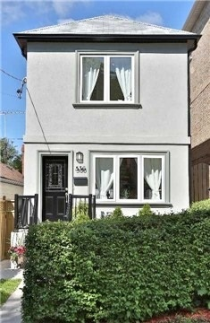 Detached at 536 Silverthorn Ave, Toronto, Ontario. Image 1