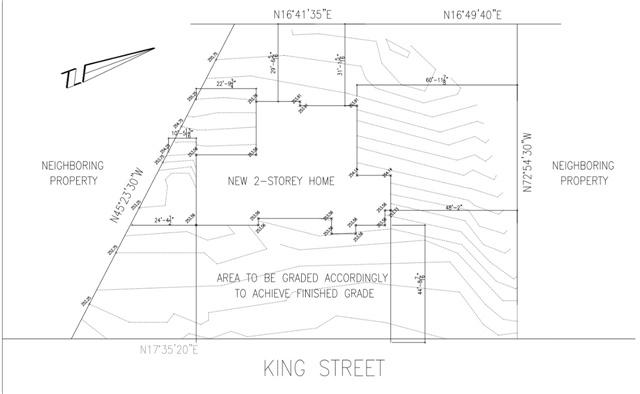 Vacant Land at 222 King St, Caledon, Ontario. Image 2