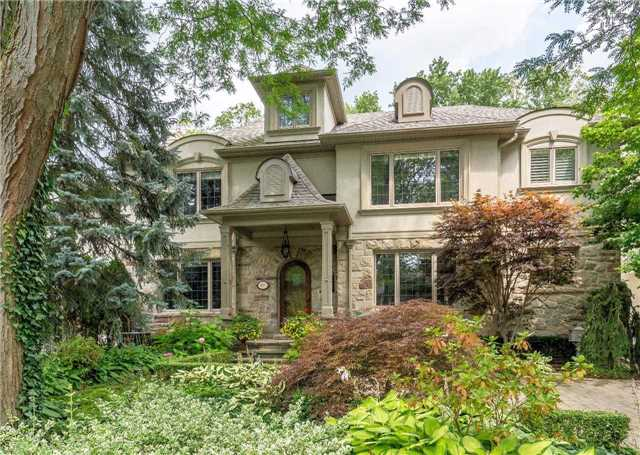 Detached at 125 The Kingsway, Toronto, Ontario. Image 1