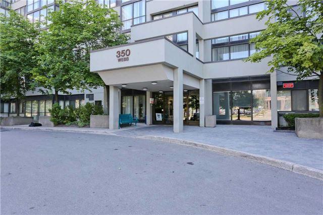 Condo Apartment at 350 Webb Dr, Unit 1206, Mississauga, Ontario. Image 12