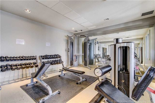 Condo Apartment at 388 Prince Of Wales Dr, Unit 2806, Mississauga, Ontario. Image 8