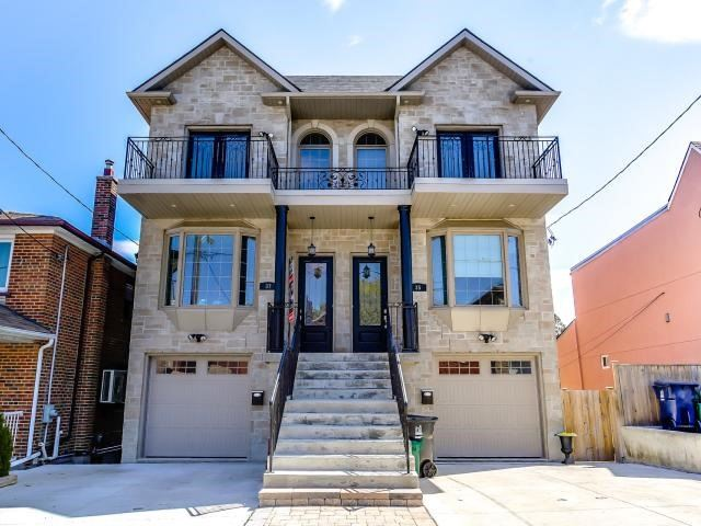 Semi-detached at 37 Lacey Ave, Toronto, Ontario. Image 1