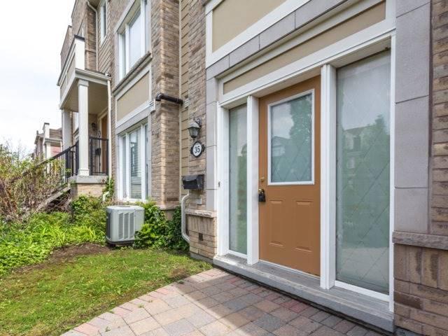 Condo Townhouse at 4965 Southampton Dr, Unit 35, Mississauga, Ontario. Image 7