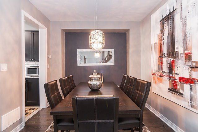 Townhouse at 6 Aspenview Ave, Caledon, Ontario. Image 16