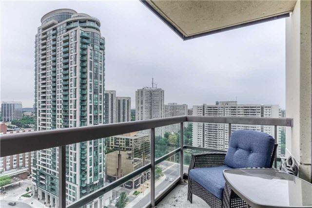 Condo Apartment at 156 Enfield Pl, Unit 2501, Mississauga, Ontario. Image 7