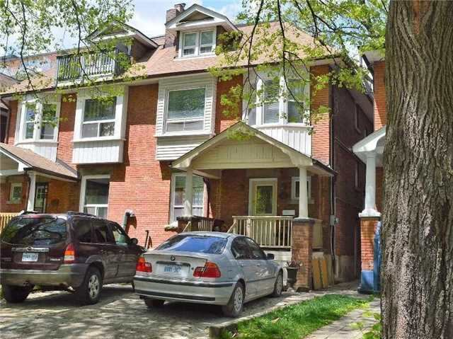 Semi-detached at 18 Temple Ave, Toronto, Ontario. Image 1