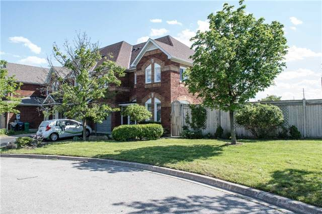 Townhouse at 6954 Guardian Crt, Mississauga, Ontario. Image 1