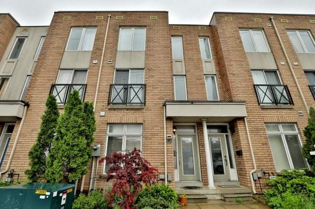 Townhouse at 987 The Queensway, Toronto, Ontario. Image 1