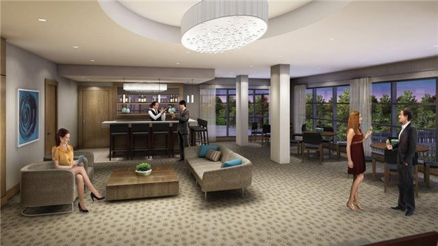 Condo Apartment at 840 Queen's Plate Dr, Unit 1502, Toronto, Ontario. Image 4