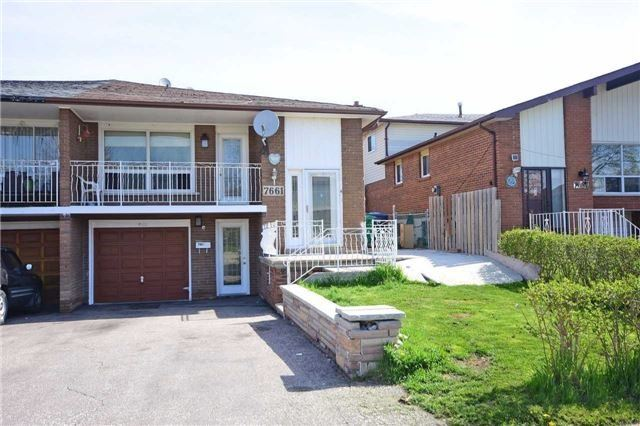 Semi-detached at 7661 Wildfern Rd, Mississauga, Ontario. Image 1
